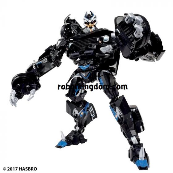 Hasbro/Takara Transformer Movie Masterpiece Series MPM-5 Barricade. Price Reduced!