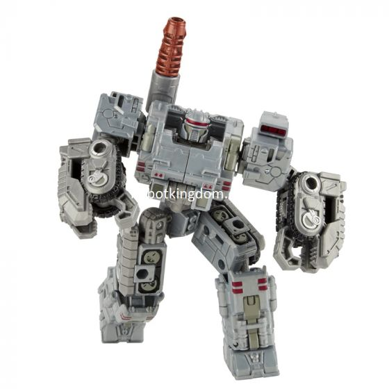 Transformers Generations War for Cybertron Deluxe Centurion Drone Weaponizer Pack. Preorder. Available in Oct 2020.