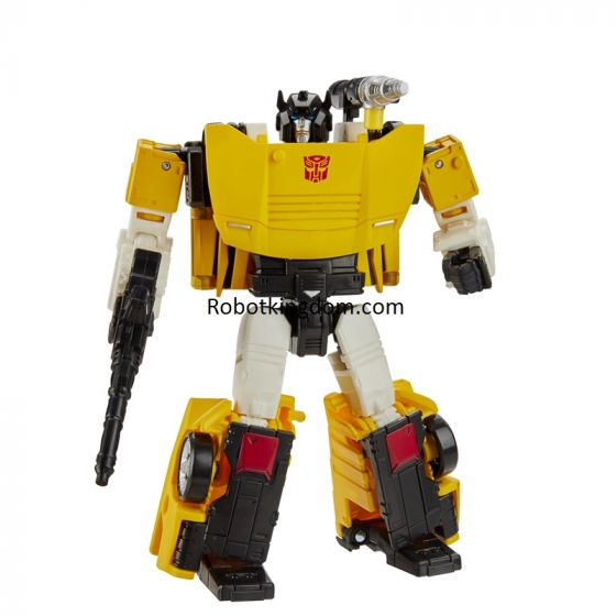 Transformers Generations Selects Deluxe WFC-GS18 Autobot Tigertrack. Available Now!