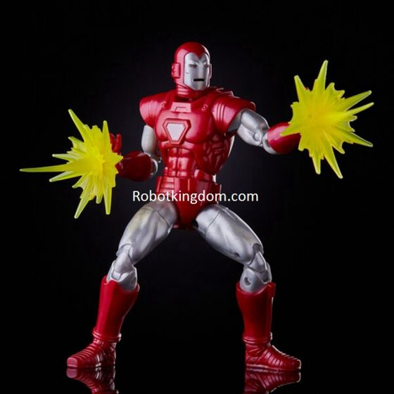 "Exclusive Marvel Legends 6"" Silver Centurion. Available Now."