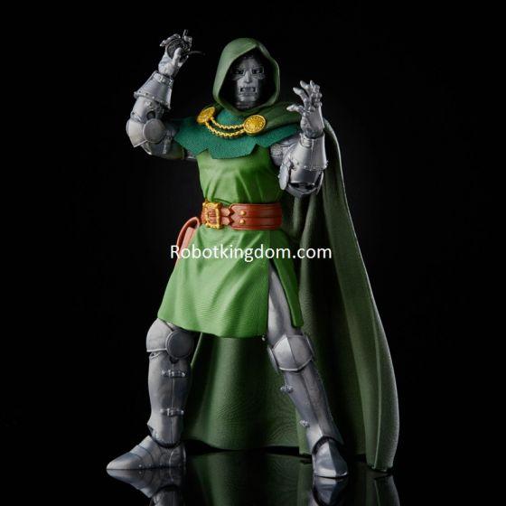 Marvel Legends Retro Collection Dr. Doom. Preorder. Start Shipping 1st Nov 2020.