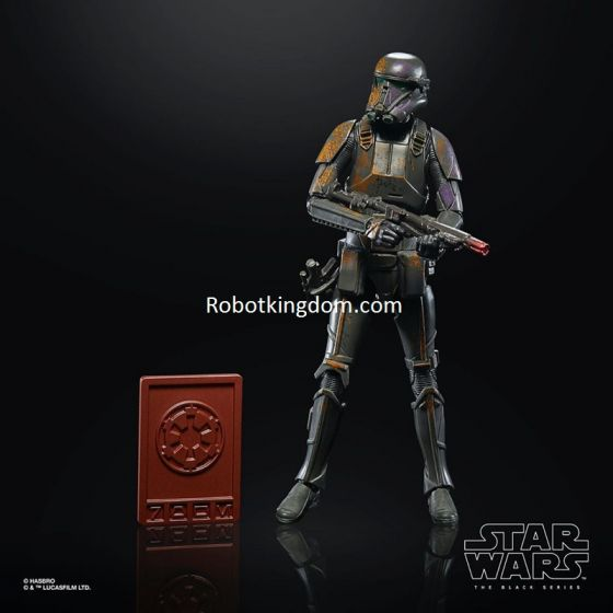 Star Wars Black Series Character Collection Death Trooper. Available now!