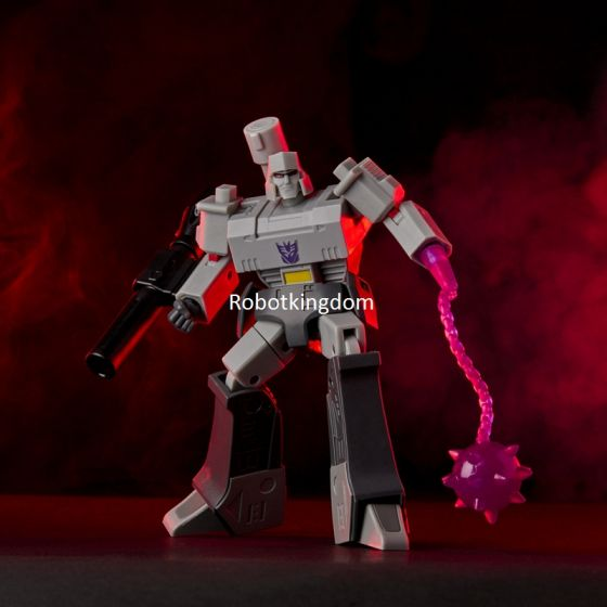 Transformers Robot Enhanced Design (R.E.D) Series Megatron. PreOrder. Available in Oct 2020.