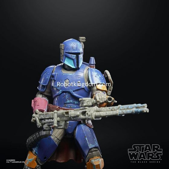 Star Wars Black Series Character Collection Heavy Infantry Mandalorian. Available now!
