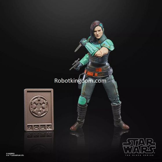 Star Wars Black Series Character Collection Cara Dune. Available now!