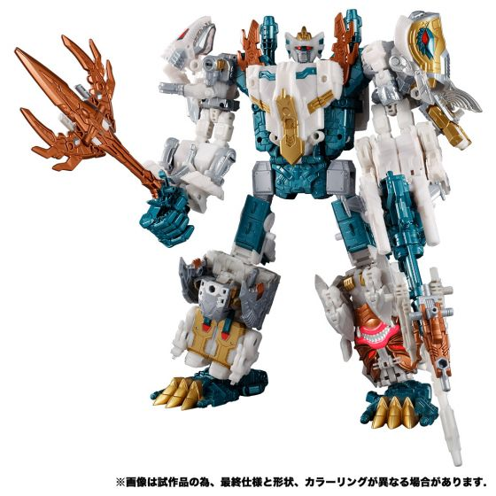 Takaratomy Mall Exclusive Generations Selects God Neptune. Preorder. Available in End of October 2020.