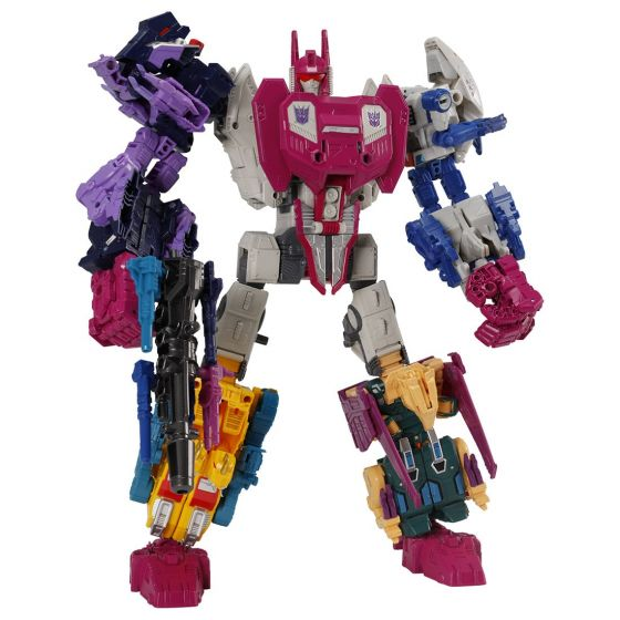 Takaratomy Mall Exclusive Transformers GENERATION SELECTS ABOMINUS. Preorder. Start Shipping on 14th April 2021.