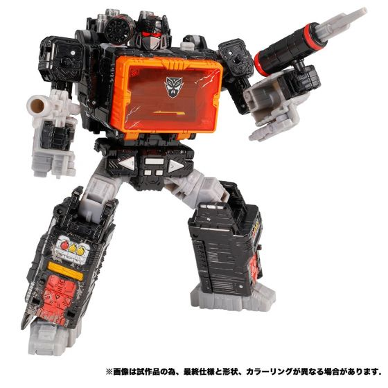 Takaratomy Mall Exclusive Transformers Siege SG-EX SOUNDBLASTER. Preorder. Start Shipping on 29th May 2021.