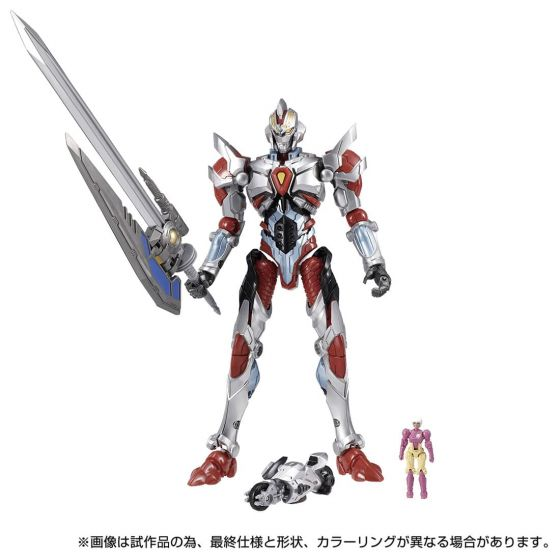 TAKARATOMY DIACLONE GRIDMAN UNIVERSE #02 (DIACLONE VS GRIDMAN) FULL COLOR VERSION. Preorder. Available in End of July 2021.