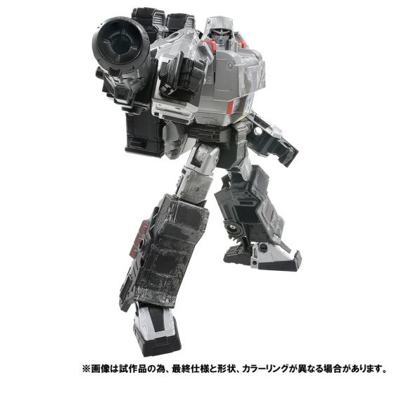 TAKARA/Hasbro Transformers PF WFC-02 Megatron. Preorder. Available in End of November 2021.