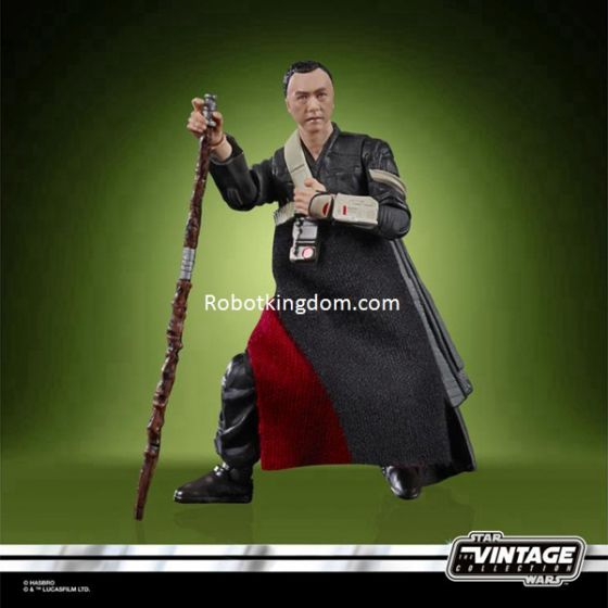 "Star Wars 3.75"" Vintage Collection Assortment Wave 2 Set of 4 (SW R1 VIN CHIRRUT IMWE, and  Unknown Character  x 3 pcs). Preorder. Available in Dec 2020."