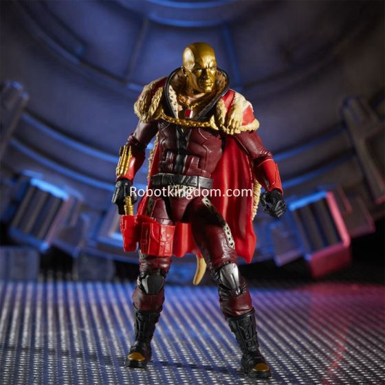 """G.I. JOE Classified Series 6"""" Profit Director Destro. Available Now."""