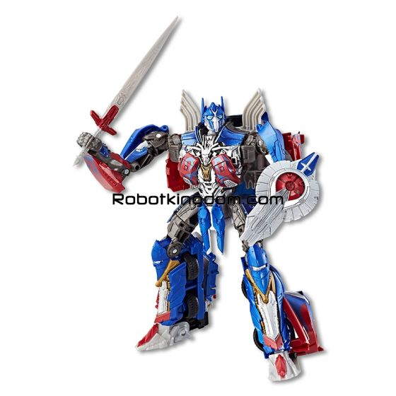 SDCC 2017 Exclusive : The Last Knight Voyager Class Optimus Prime. Start Shipping Now!