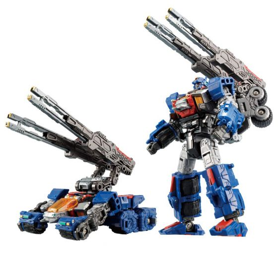 Takaratomy Mall DIACLONE Diaclone DA-55 VERSERISER VOL.2. Preorder. Available in End of September 2020.