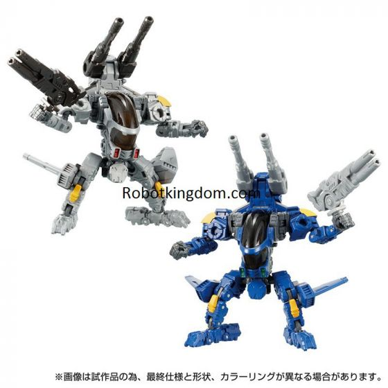 Takaratomy Mall Exclusive DIACLONE DA-57 V MOOVER 01 SET. Preorder. Available in end of October 2020.