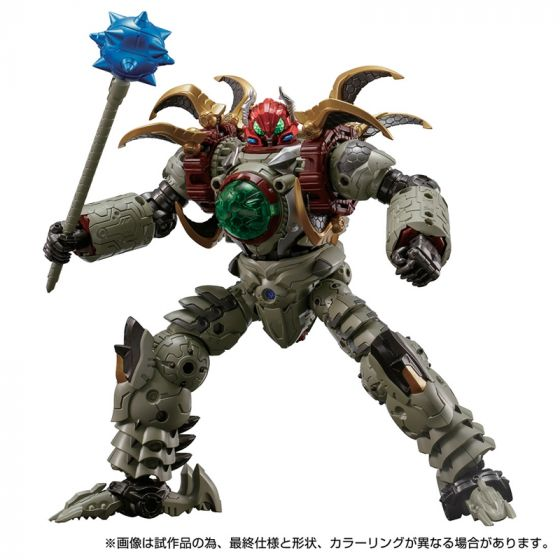 Takaratomy Mall Exclusive DIACLONE DA-67 WARUDAROS SOLDER TYPE 2. Preorder. Available in End of March 2021.