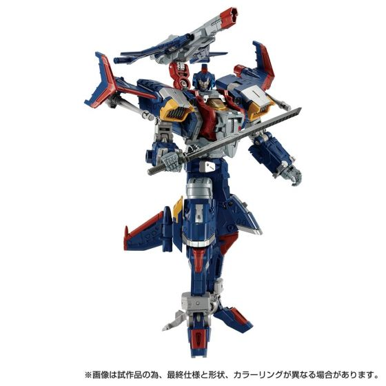 TAKARATOMY DIACLONE DA-71 DIACLONE TRIVERSE TRIJETER (D Caliber). Preorder. Available in End of May 2021.