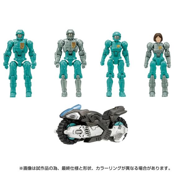 Takaratomy Mall Exclusive DIACLONE DA-73 DIACLONE MOBILE BASE NAUTS SET. Preorder. Available in End of June 2021.