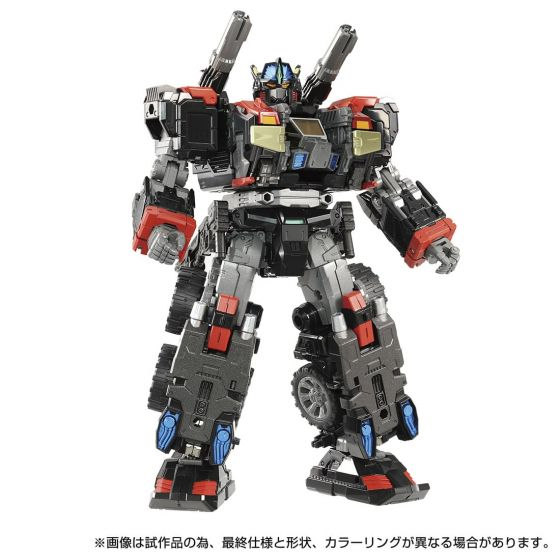 Takaratomy Mall Exclusive DIACLONE DA-79 BATTLE CONVOY V-SHADOW. Preorder. Available in End of November 2021.