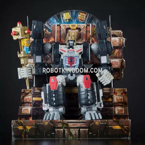 SDCC 2018 Transformers: Generations Power of the Primes Throne of the Primes. Start Shipping Now!