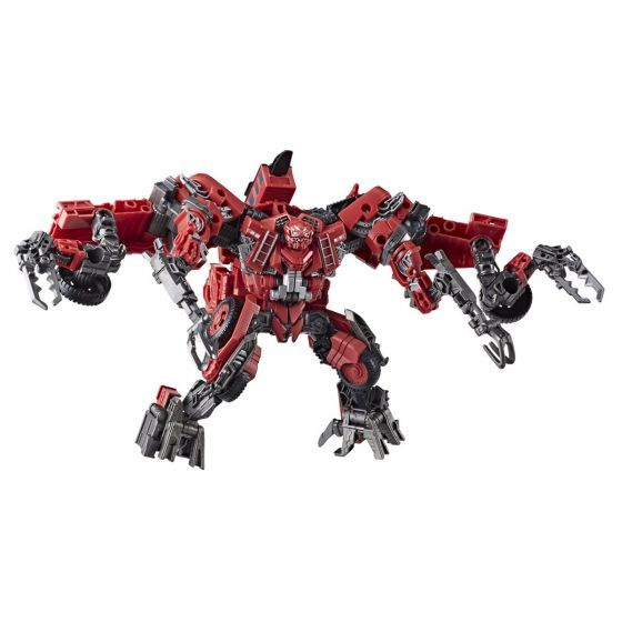 Transformers Studio Series 66 Leader Overload. Available Now.