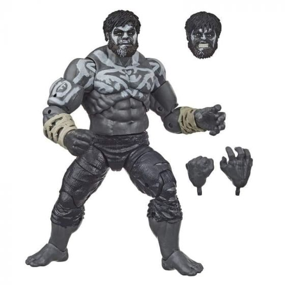 """Exclusive MARVEL LEGENDS 6"""" Outback Hulk. Preorder. Delayed to August 2020."""