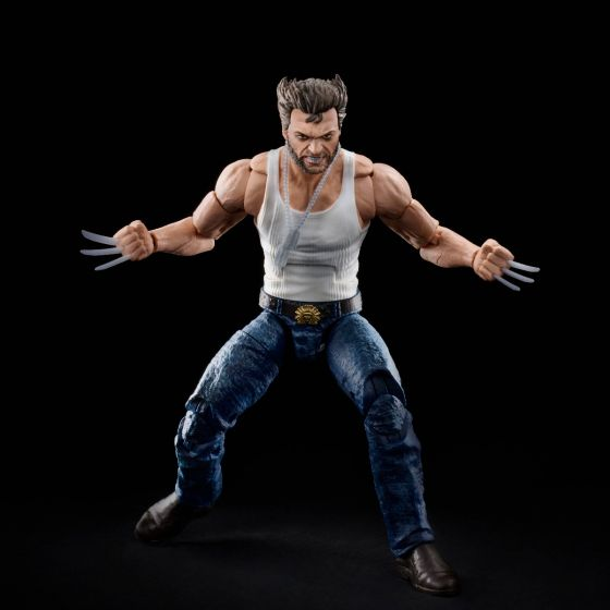 """Exclusives Marvel Legends 6"""" Xmen Movie Logan. Preorder. Available in August 2020."""