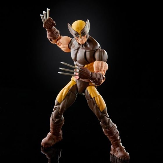"""Marvel Legends X-Men 6"""" Wolverine. Preorder. Available in March 2021."""