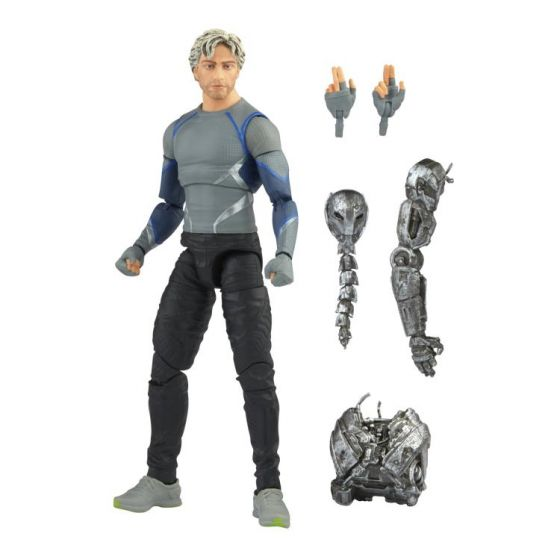 Exclusive Marvel Legends The Infinity Saga Quicksilver. Preorder. Start Shipping on 1st September 2021.