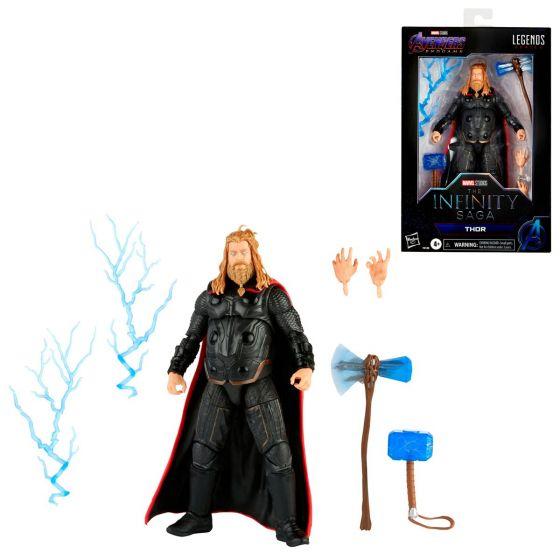 """Marvel Legends Avengers Infinity Saga Series 6"""" Thor Action Figure. Preorder. Start Shipping on 1st September 2021."""