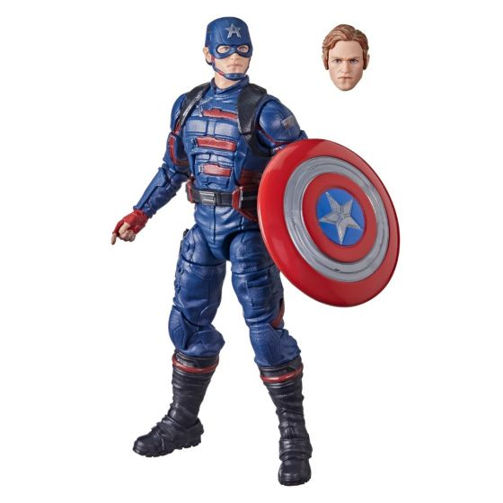 Exclusive The Falcon and Winter Soldier Captain America (John F. Walker). Preorder. Start Shipping on 1st July 2021.