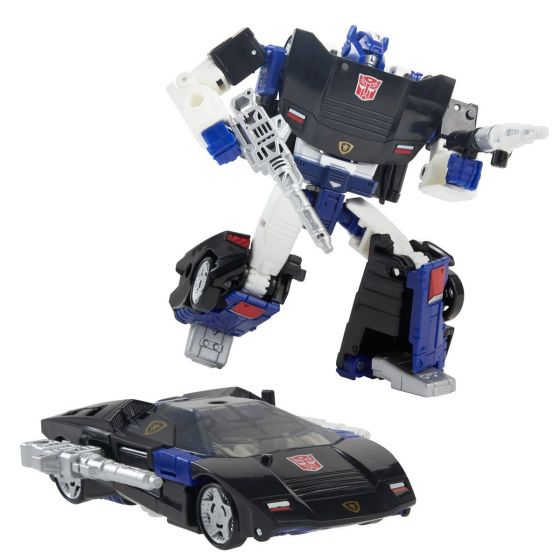 Transformers Generations Selects Deluxe Deep Cover. Available Now!
