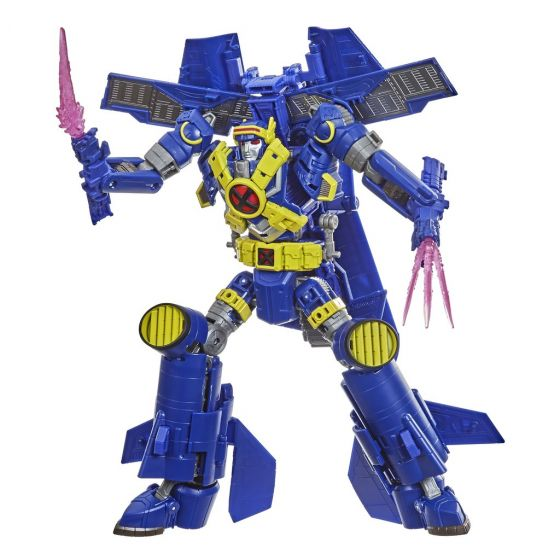 Transformers Generations Collaborative: Marvel Comics X-Men Mash-Up, Ultimate X-Spanse. Preorder. Start Shipping on 1st April 2021.