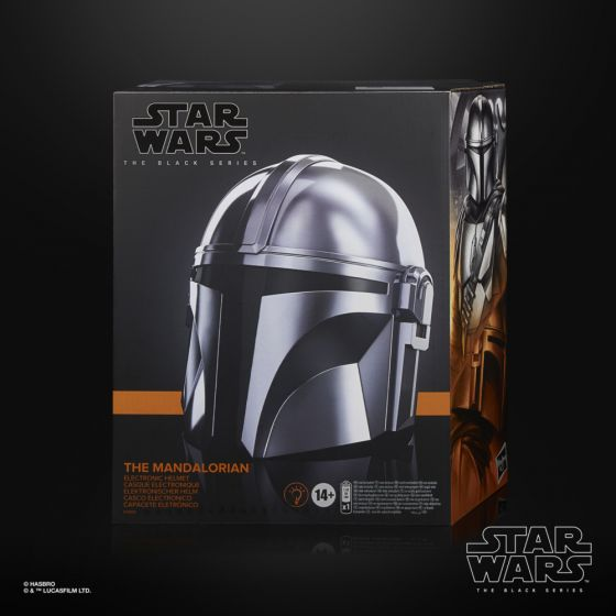 Star Wars The Black Series 1:1 THE MANDALORIAN ELECTRONIC HELMET. Preorder. Start Shipping on 1st June 2021.