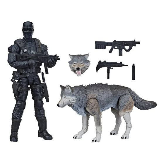"""G.I. Joe Classified Series 6"""" Snake Eyes and Timber: Alpha Commandos. Preorder. Start Shipping on 1st September 2021."""