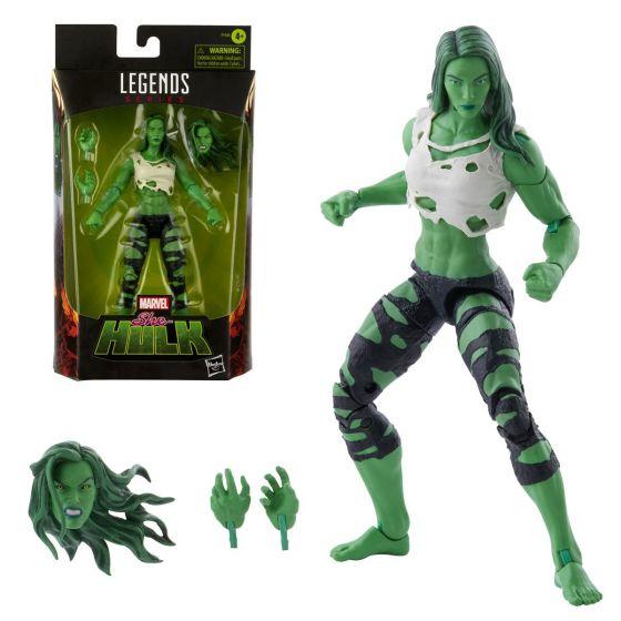 """Avengers Marvel Legends Series 6"""" She-Hulk Action Figure. Preorder. Start Shipping on 1st August 2021."""