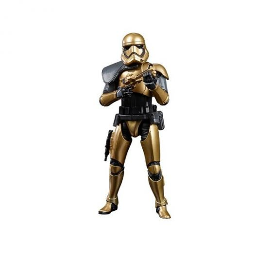 """Exclusive Star Wars The Black Series 6""""Commander Pyre. Available Now!"""