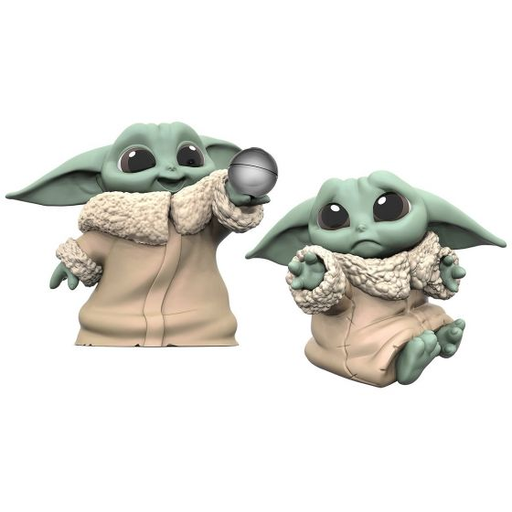 Star Wars The Mandalorian Baby Bounties Hold Me and Ball Mini-Figures. Preorder. Available in May 2020.