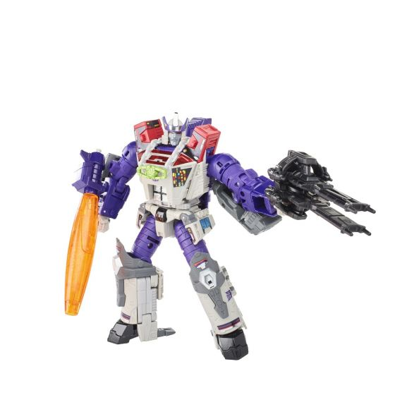 Exclusives Transformers Generations Selects LEADER TOY GALVATRON. Preorder. Start Shipping on 1st November 2021.