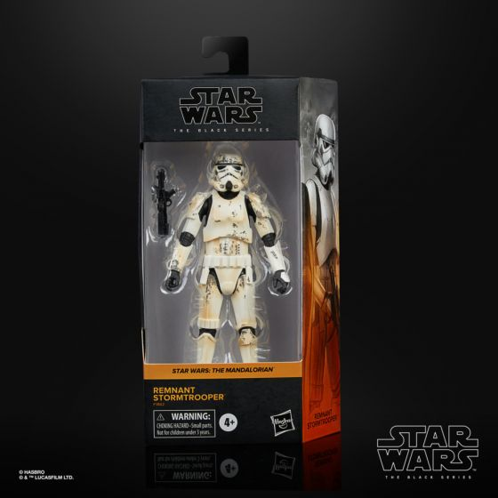 """Exclusive Star Wars The Black Series 6"""" Remnant Stormtrooper. Preorder. Start Shipping on 1st January 2021."""