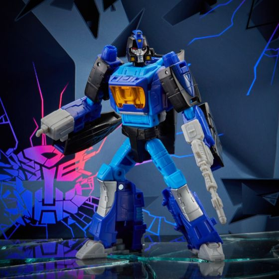 Transformers Generations Shattered Glass Collection Blurr & IDW's Shattered Glass—Blurr. Preorder. Start Shipping on 1st September 2021.