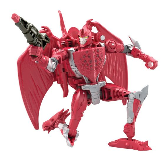 Transformers Generations War for Cybertron Golden Disk Collection Chapter 4, Terrorsaur. Preorder. Available in March 2022.