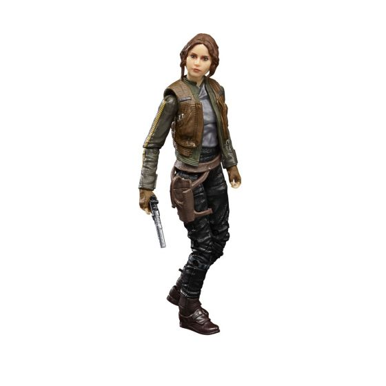 """Star Wars The Black Series 6"""" Jyn Erso (Rogue One). Preorder. Start Shipping on 1st November 2021."""