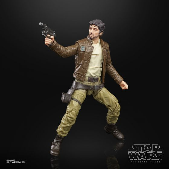"""Star Wars The Black Series 6"""" Cassian Andor (Rogue One). Preorder. Start Shipping on 1st November 2021."""