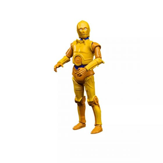 """Exclusives Star Wars The Vintage Collection 3.75"""" Droid Animations See-Threepio (C-3PO). Preorder. Available in December 2021."""
