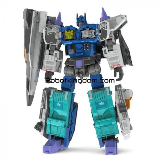 FANS HOBBY MB-08 DOUBLE EVIL. Preorder. Available in April 2021.