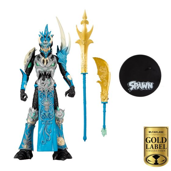 "McFarlane 7"" Figure Madarin Spawn Gold Label Series. Preorder. Available in January 2021."