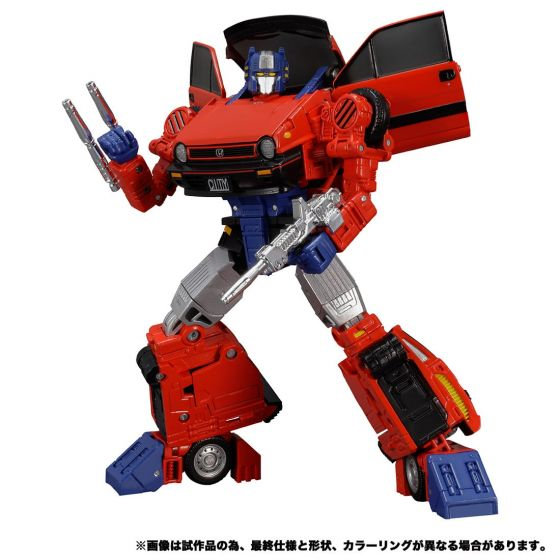 TAKARA TOMY TRANSFORMERS MASTERPIECE MP-54 Reboost. Preorder. Available in End of November 2021.