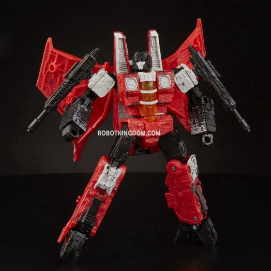 Transformers Exclusives Generations Selects WFC-GS02 Red Wing. Available NOW!