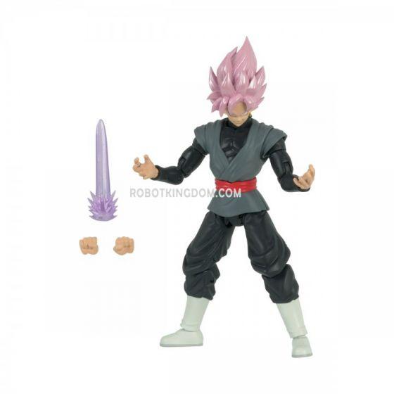 "Dragon Ball Super 6"" Super Saiyan Rosé Goku Black. Available Now!"